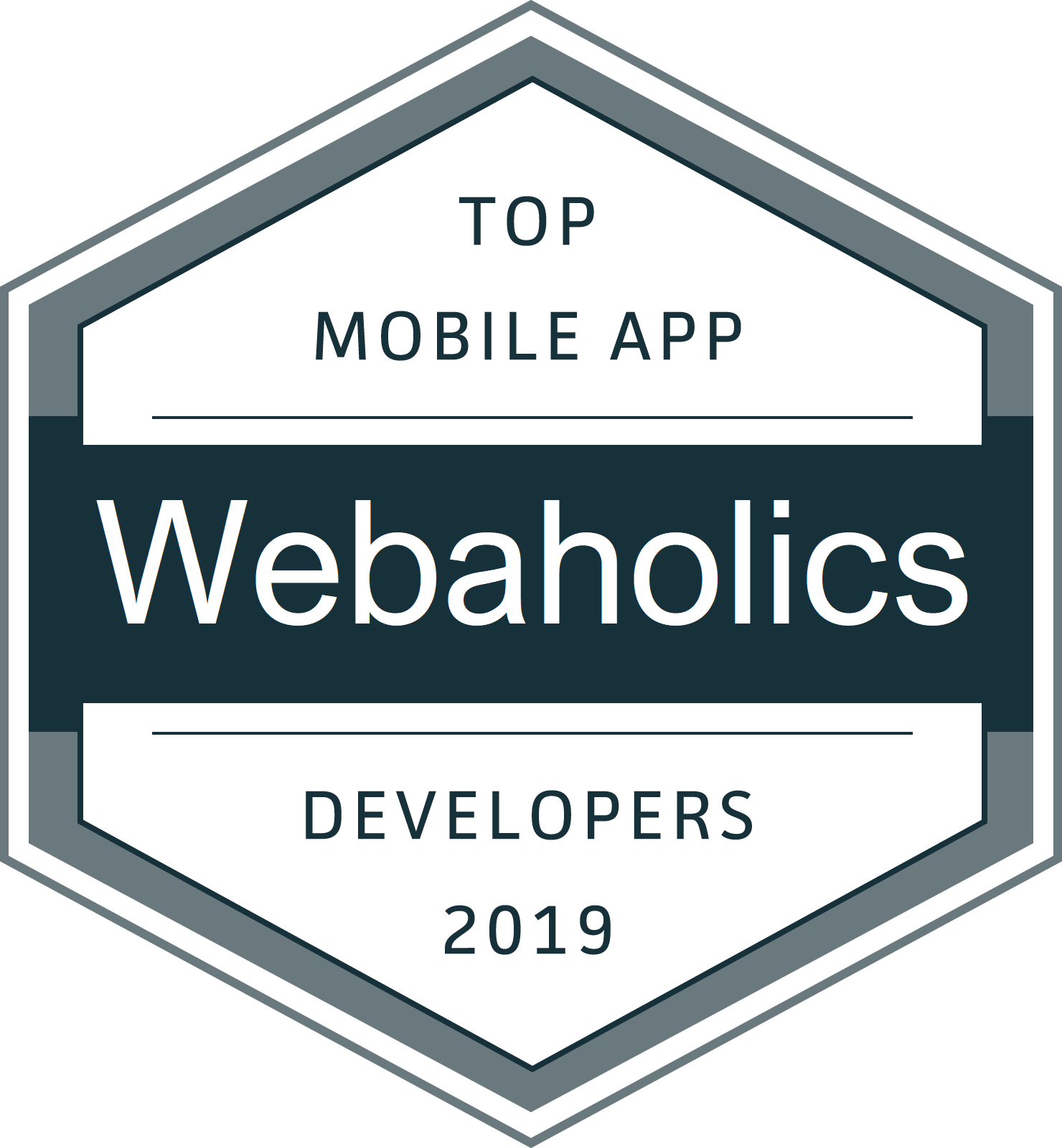 Top Mobile Developers Award
